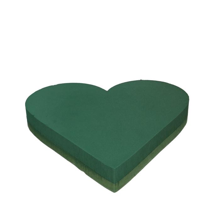<h4>Foam Basic FF Heart 38*37cm</h4>