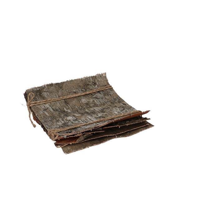 <h4>Dried articles Cortex Birch 24*23cm x5</h4>