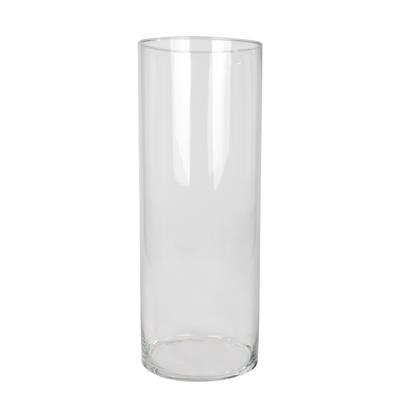 <h4>Vaas Lusaka glas Ø15xH40cm HC</h4>