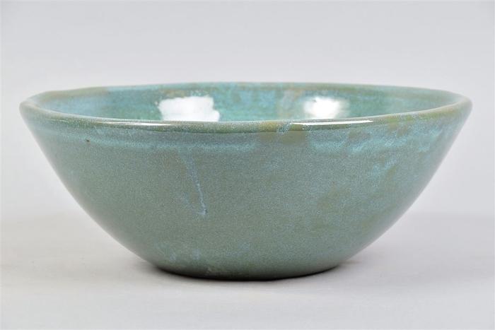 <h4>Ebbi Moss Green Schaal Glaze 30x12cm</h4>
