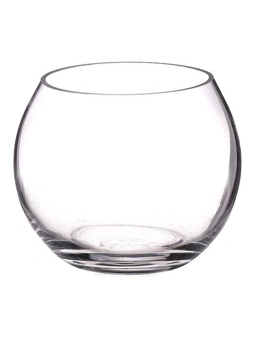<h4>DF662130600 - Fishbowl Grundy d8/13.5xh10 clear</h4>