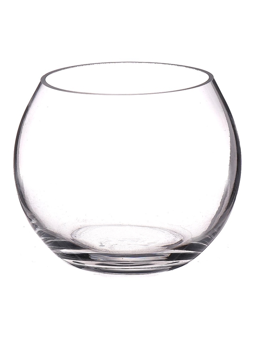 <h4>DF662130500 - Fishbowl Grundy d7/11xh8.5 clear</h4>