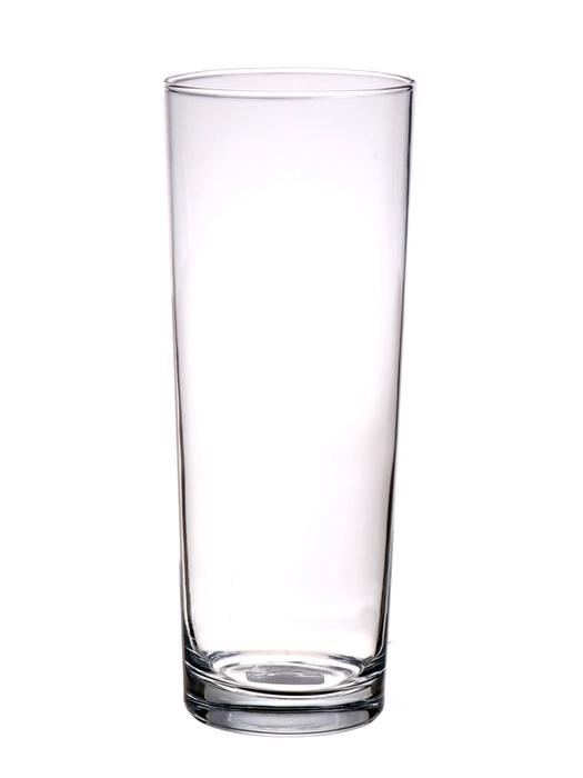 <h4>DF883577300 - Vase Donna d9.4xh24 clear</h4>