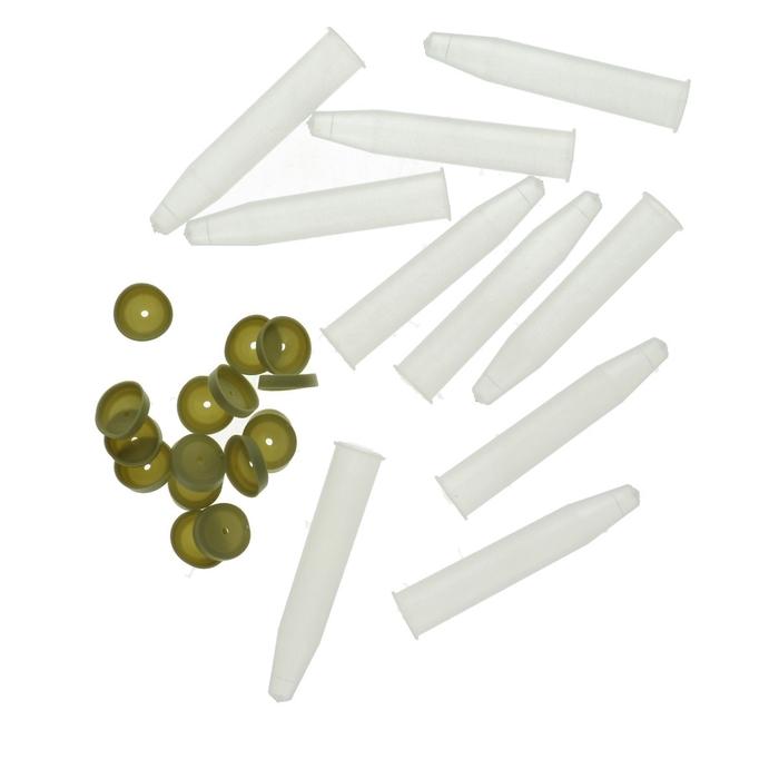 <h4>Bloemisterij Anth.fles 24cc+dop x100</h4>