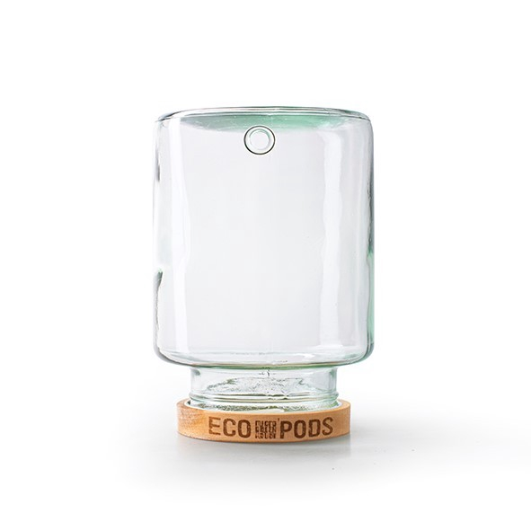 <h4>Glas Eco Pods Greenhouse d15*20cm</h4>