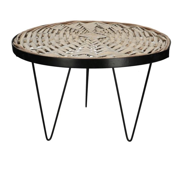 <h4>Homedeco Plant tafel wilg d32*22cm</h4>