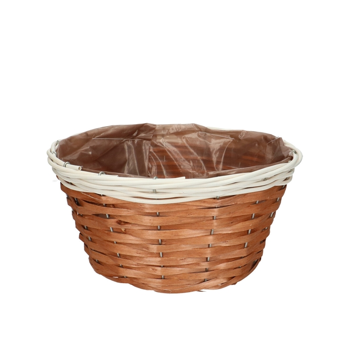 <h4>Baskets Kaylee tray round d25*12cm</h4>