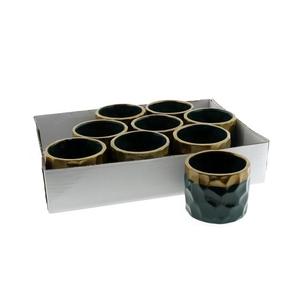 * Ceramic pots 6cm
