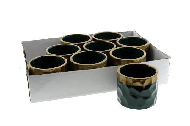 <h4>* Ceramic pots 6cm</h4>