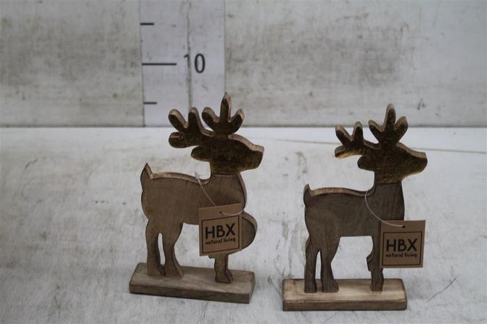 <h4>6113 Stand. Reindeer Barras L11.0w4.0h20</h4>