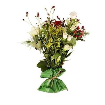 <h4>Freshbag flower bag medi 26x20cm</h4>