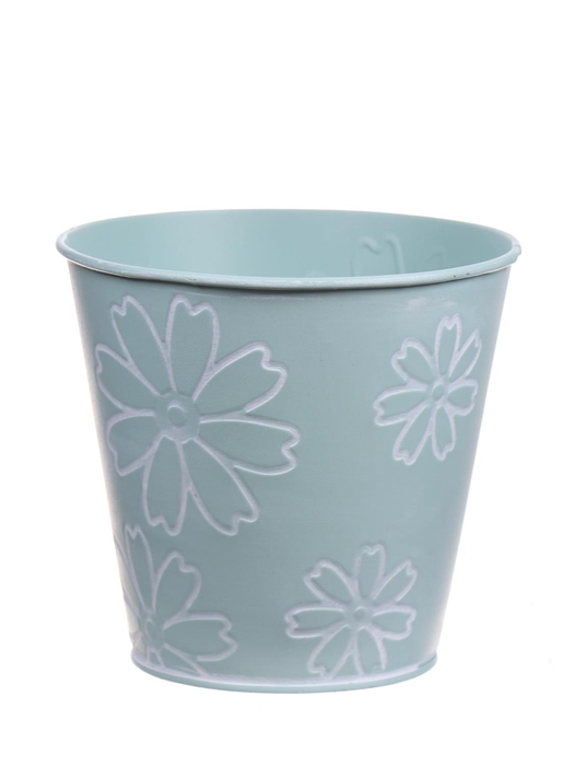 <h4>DF550242047 - Pot Jade2 d13.2xh12.5 light blue</h4>