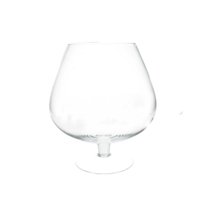 <h4>Glass Cognacglass d13/20*25cm</h4>