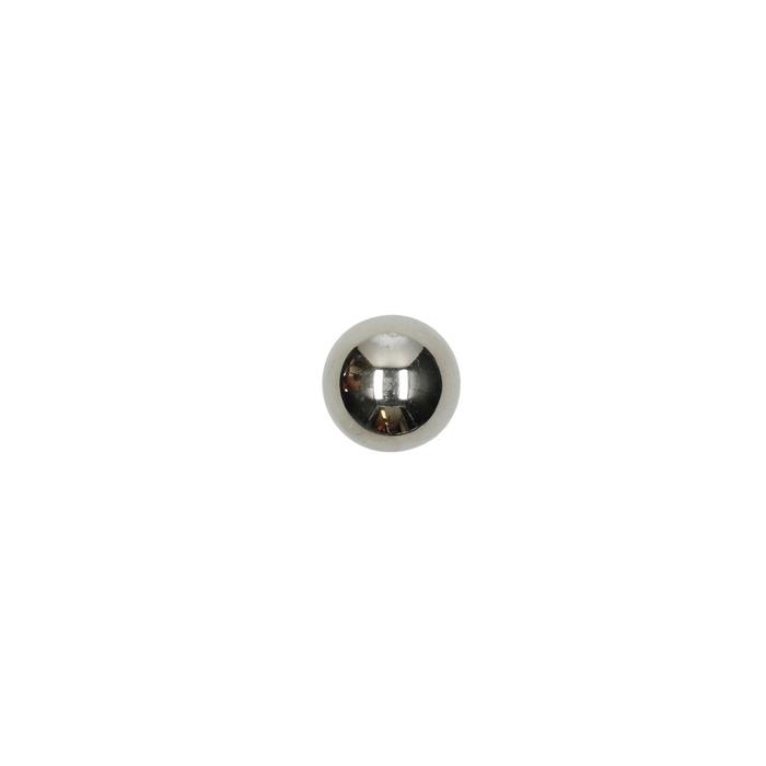 <h4>Decoratie Bal metaal 4cm x10</h4>