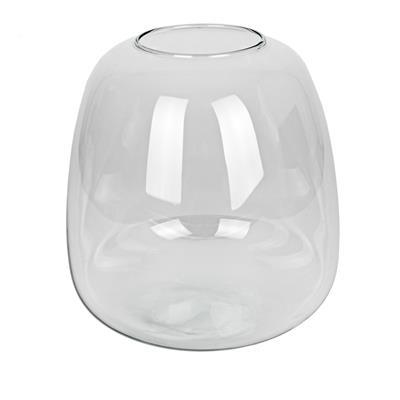 <h4>Vase Richmond Ø23,5xH25cm verre recyclé</h4>