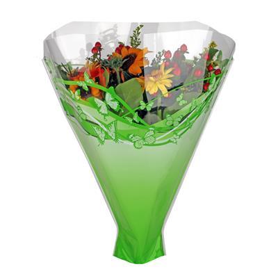<h4>Housses 52x35x10cm OPP40 Primavera vert</h4>