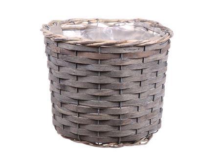 <h4>Basket Trimble1 d17xh13 grey</h4>