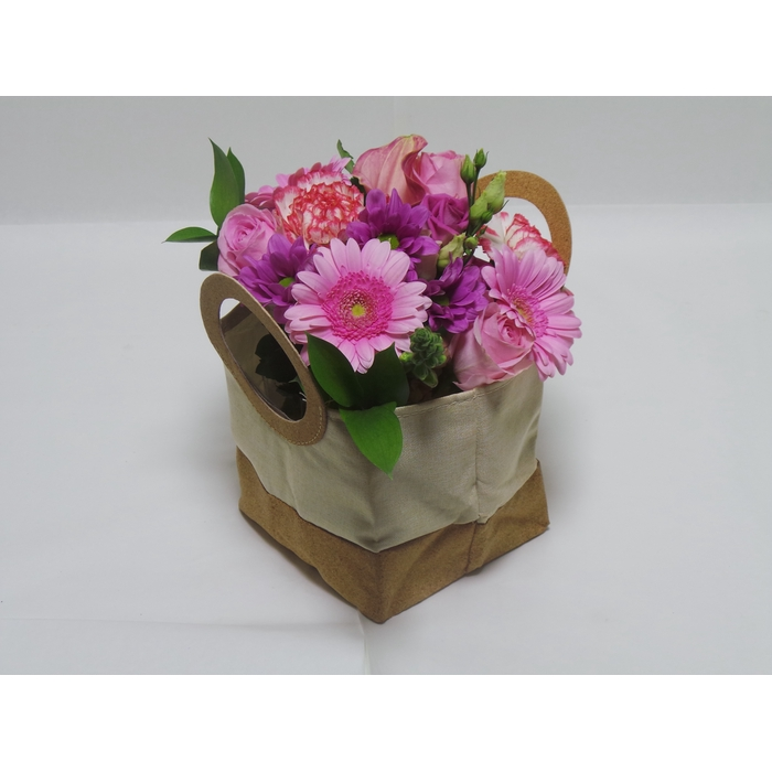 <h4>Bouquet Big Bag Pink Rocky</h4>