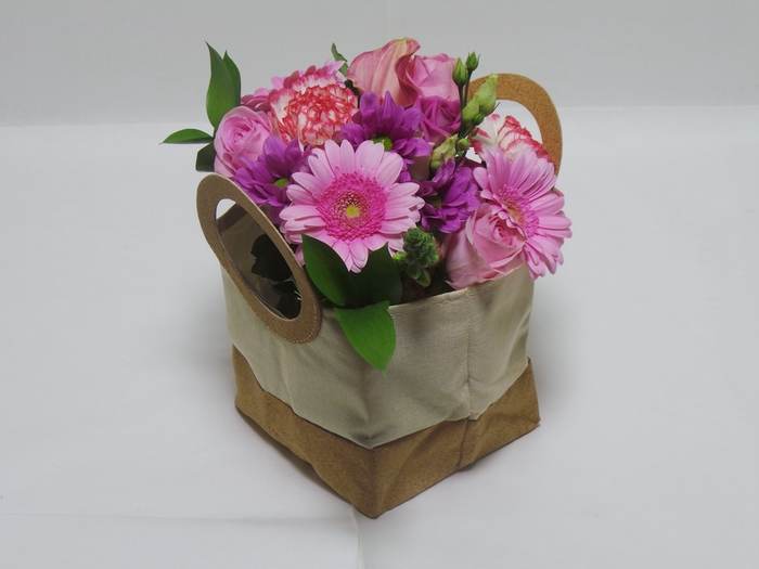<h4>Bouquet Big Bag Pink Rocky</h4>