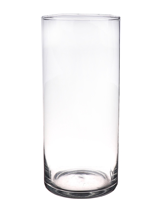 <h4>DF883803500 - Cylinder glass Osseo d19xh40cm</h4>