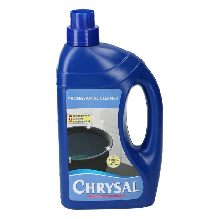 <h4>Verzorging Chrysal Prof.Cleaner fles1L</h4>