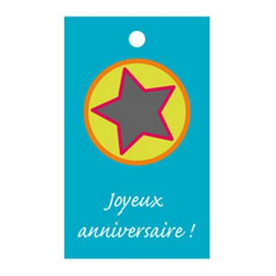 <h4>Flower cards ma Joyeux annivers package 20 pieces</h4>