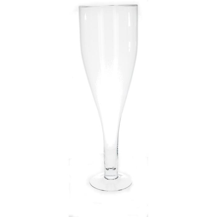 <h4>Glas Bokaal Cheers d25*100cm</h4>