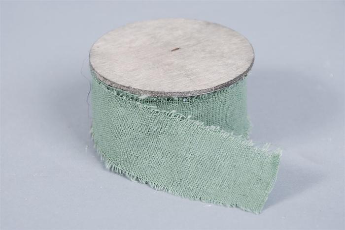<h4>Lint Katoen Op Rol D.groen 3mx3,2cm P/1 Nm</h4>