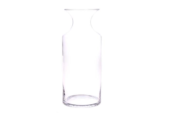 <h4>DF883527400 - Bottle Ginnie d14.7/17xh40.5cm clear</h4>