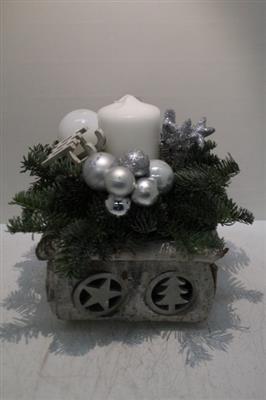 <h4>K554 Berk VK Kerst Wit</h4>
