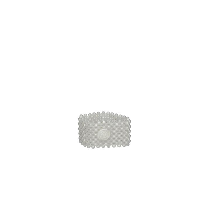 <h4>Bruiloft Bracelet Pearl Fl. 4cm</h4>