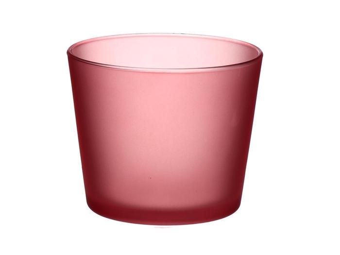 <h4>DF883596200 - Pot Nashville d11.5xh9.5 l.red matt</h4>