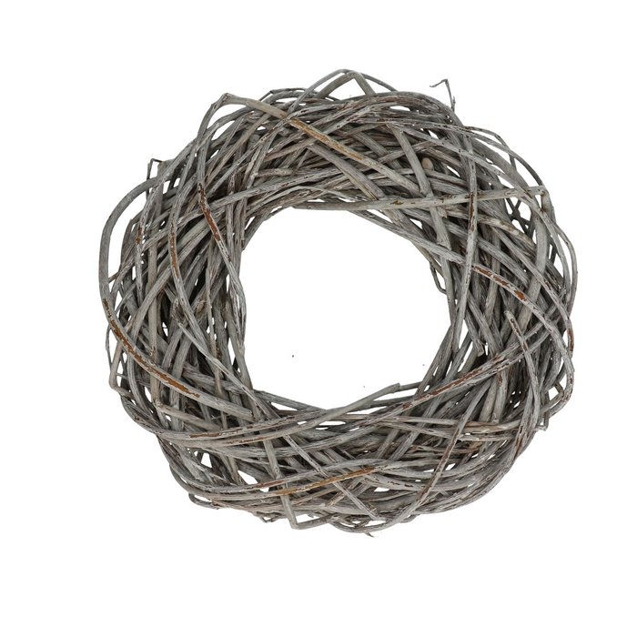<h4>Wreath d30cm Willow</h4>