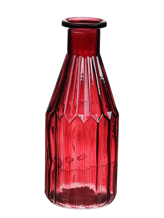 <h4>DF662805900 - Bottle Caro4 d8xh19.7 bordeaux</h4>