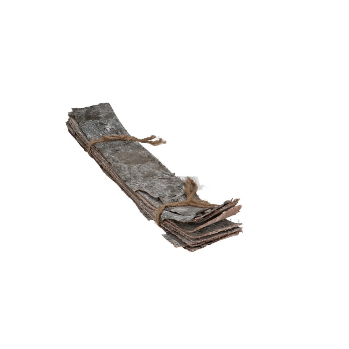 <h4>Dried articles Bark birch 46*7.5cm x10</h4>