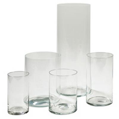 <h4>Vase Nairobi verre ø20xH40cm</h4>