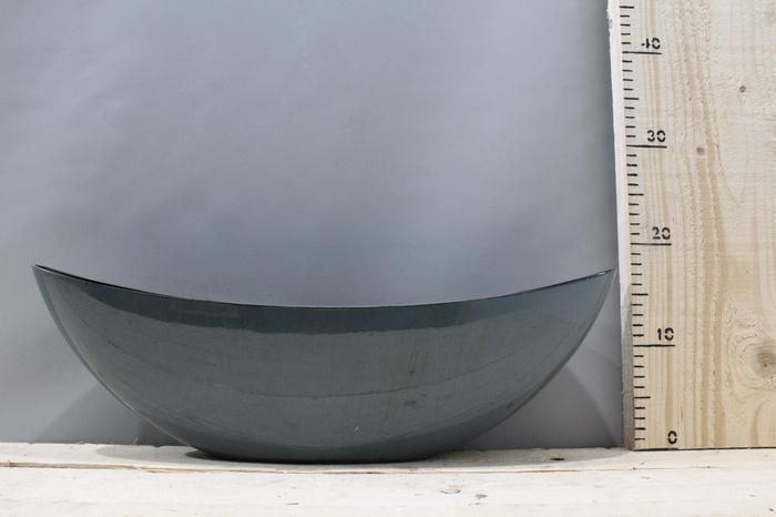 <h4>PLASTIC BOAT XL BLUE-BROWN H16 D56/12 FV16088-BLB</h4>