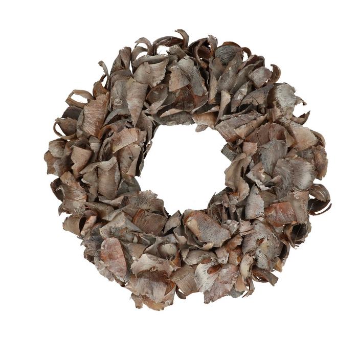 <h4>Wreath d30cm Palm petal</h4>