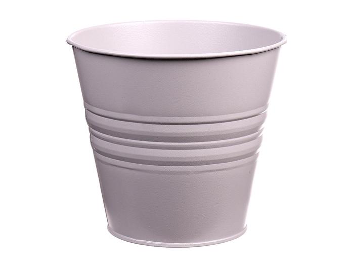 <h4>DF500066167 - Pot Yates d15.5xh13 taupe grey</h4>