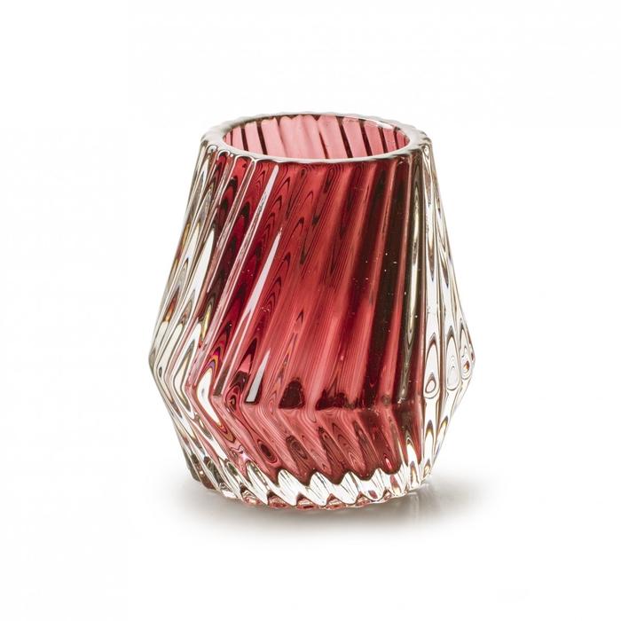 <h4>Candlelight Glass Biaritz d8*8cm</h4>