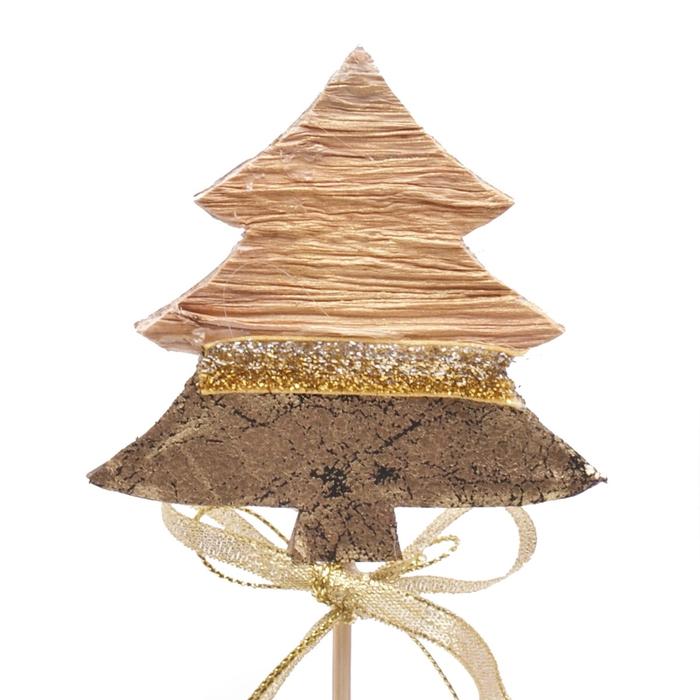 <h4>Christmas sticks 10cm Christmas tree chique 9cm</h4>
