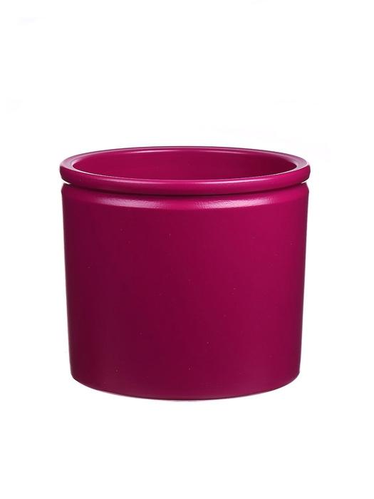 <h4>DF883677647 - Pot Lucca d14xh12.5 cyclame matt</h4>