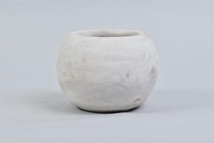 <h4>Beton Pot Bol 16x12cm</h4>