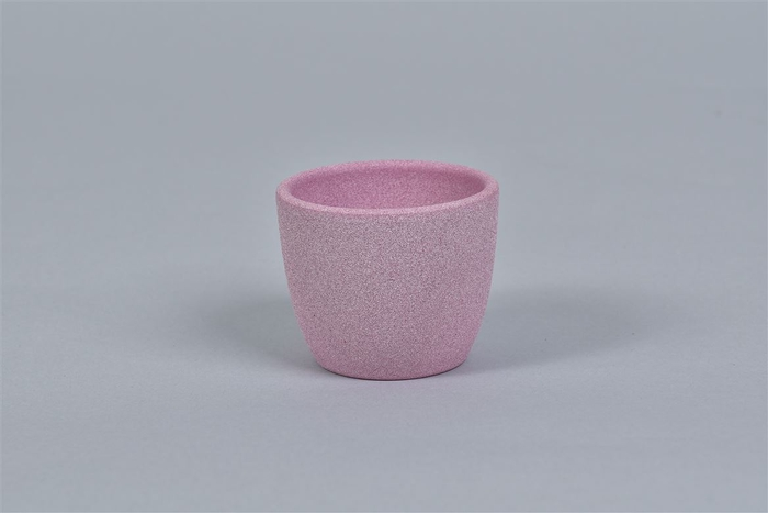 <h4>Keramiek Pot Rosepink 7cm</h4>