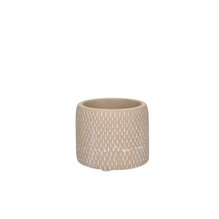 <h4>Ceramics Avella pot d08*6.5cm</h4>