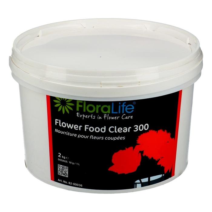 <h4>Abono organico Floralife 300 Polvo x2kg</h4>
