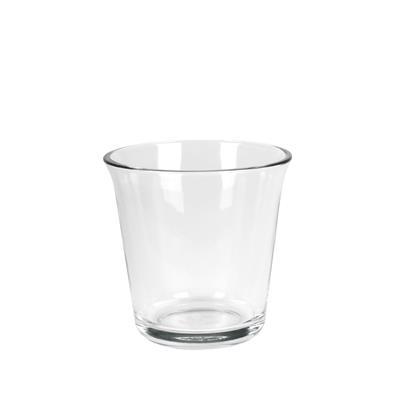 <h4>Pot Stella verre Ø13xH13cm ES10,5</h4>