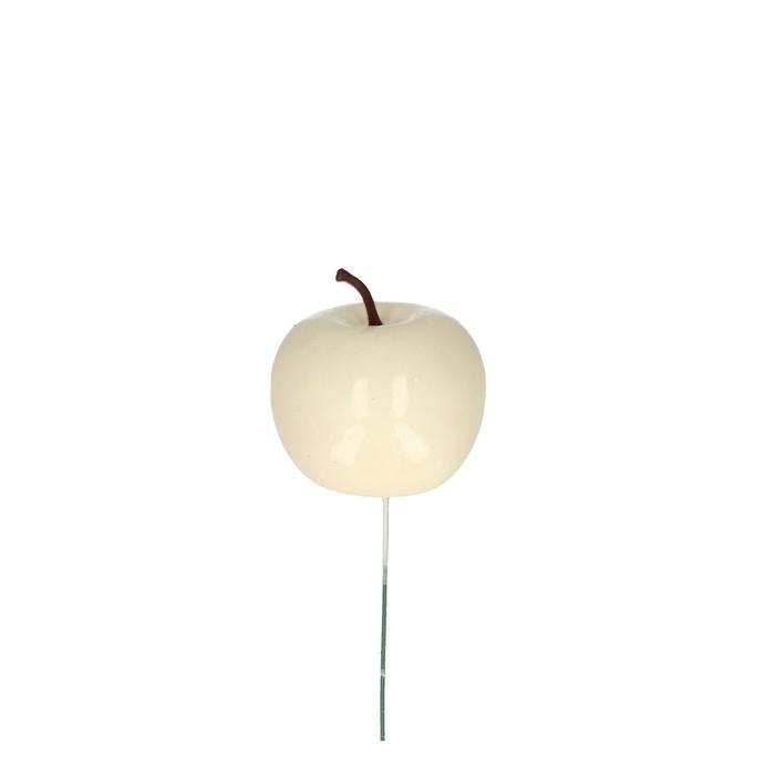 <h4>Bijsteker 10cm Appel/draad 5.5cm</h4>