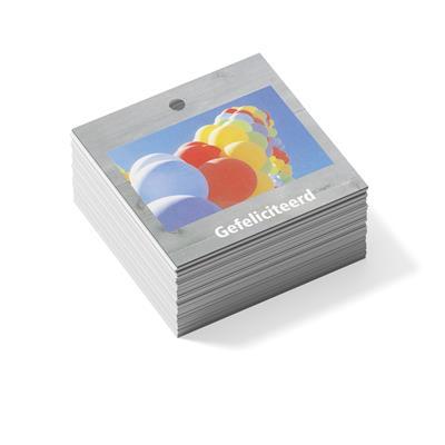 <h4>Bloemkaart timber 12 hg balonnen- pakje 20st</h4>