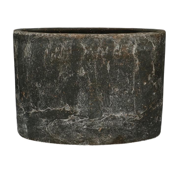 <h4>Keramiek Amber planter 29*14*20cm</h4>
